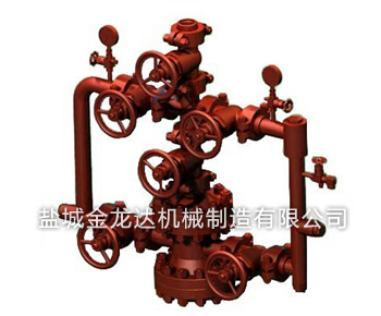 250 water injection wellhead device